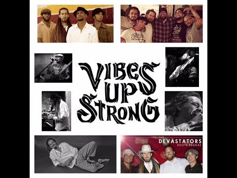 Vibes Up Strong & The Devastators - Ring The Alarm Original Version
