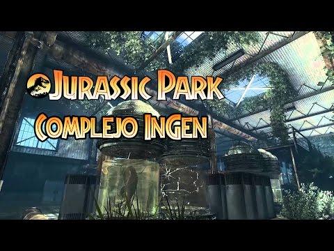 Jurassic Park Lost Files - Complejo InGen