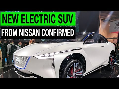 Nissan Confirms All Electric Suv Leaf Imx