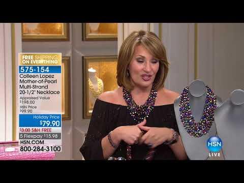 HSN | Colleen Lopez Gemstone Jewelry Anniversary . http://bit.ly/2YfGq9c
