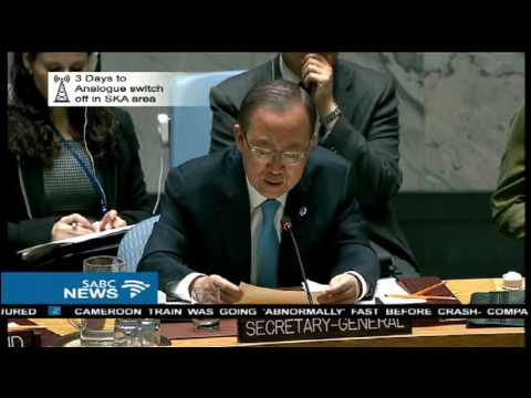 Ban Ki Moon express concern over political exclusion of women