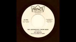 THE COPYCATS Featuring KIMO & SABBE - The Abominable Snow Man - PRINCE