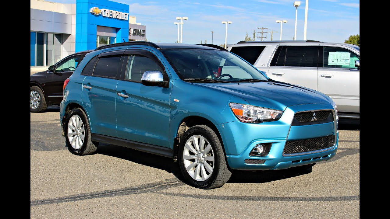2011 mitsubishi rvr gt in review red deer rocky mountain house