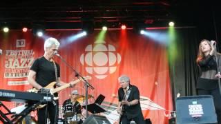 Alan Gerber @ Jazzfest, Montreal 05.07.2015