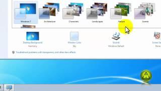 3 Ways to fix Aero Transparency in Windows 7