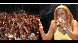 Kiingereza cha Shilole Wasafi Beach Party na Navy Kenzo performance