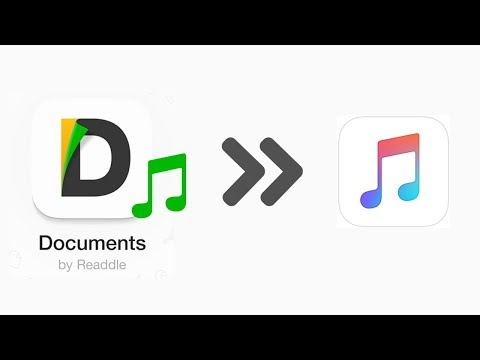 How To Transfer Downloaded Music from Apple Music Player | No Computer (iOS 10.3.x)