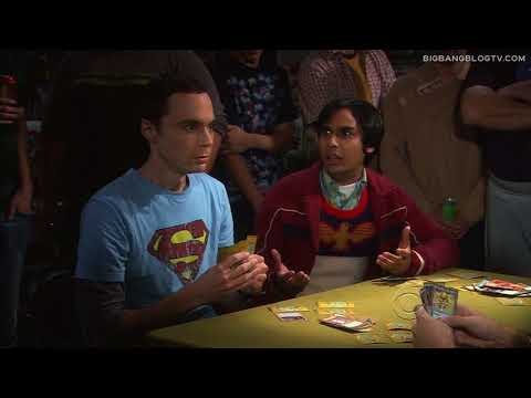 [The Big Bang Theory 3x05] Sheldon: ¡Wheaton!