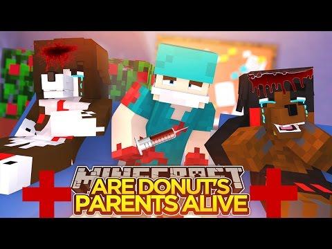 ARE DONUT'S PARENTS ALIVE?? - Minecraft - Little Donny Adventures.