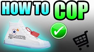 How To Get The OFF WHITE CONVERSE !   NIKE x OFF WHITE CHUCK TAYLOR CONVERSE Release Info