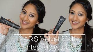 Nars Velvet Matte Tinted Moisturizer Review + Demo! | Makeup By Megha