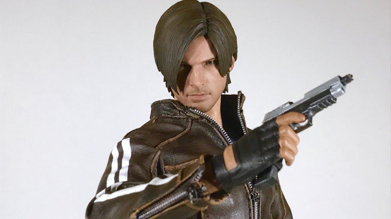 Hot Toys Resident Evil Vendetta Custom Leon S Kennedy