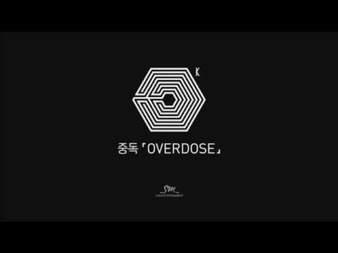 EXO - Overdose Split Headset [Original Sound Track] ❄