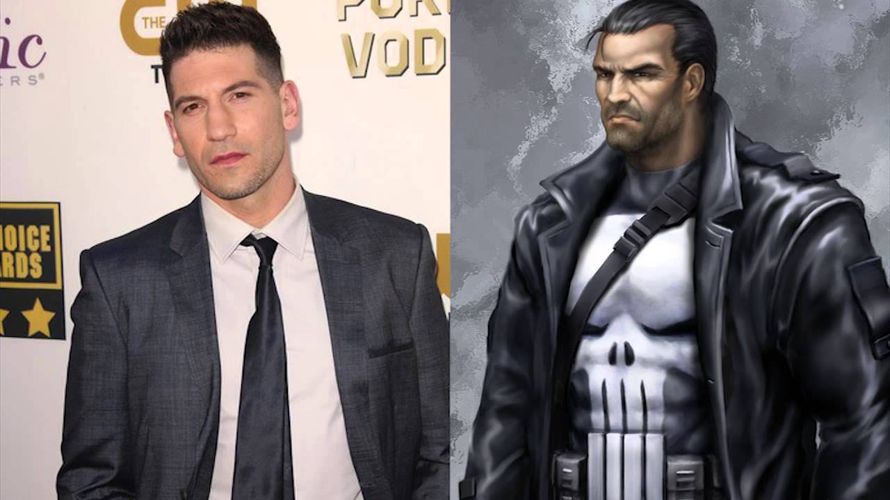 the punisher cast