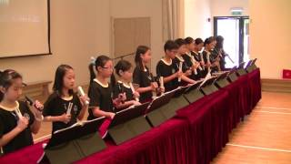 20160508-Sing Hallelujah-寶仁小學棒