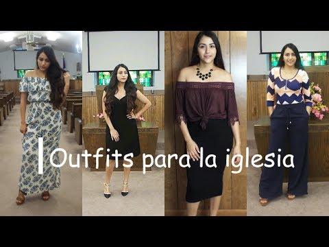 0dc0011fa Que ropa ponerte para ir a la iglesia/Outfits para la iglesia
