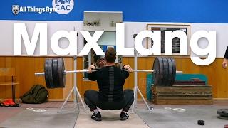 Video Max Lang Front Squats download MP3, 3GP, MP4, WEBM, AVI, FLV September 2017