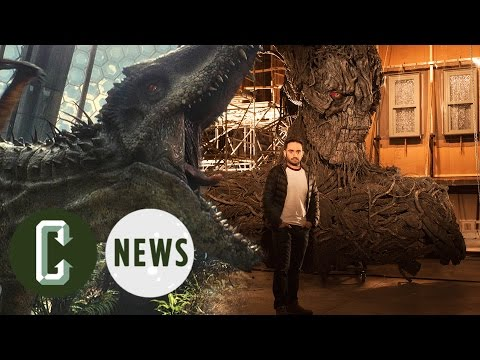 Jurassic World 2 Director J.A. Bayona Confirms It's Part of a Trilogy  Collider