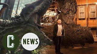 Jurassic World 2 Director J.A. Bayona Confirms It