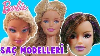 Harika Barbie Bebek Saç Modelleri | Kendin Yap - DIY | Oyuncak Butiğim