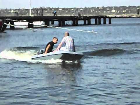 Уфимка лодка - YouTube