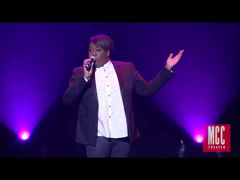 Alex Newell (ONCE ON THIS ISLAND) performs