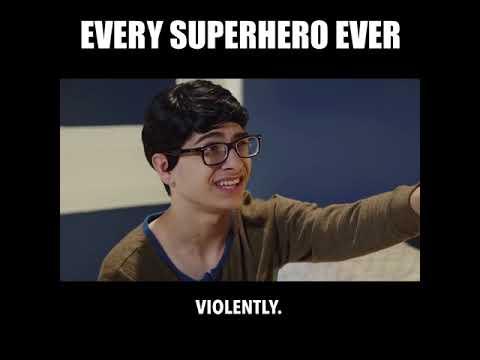 Every Superhero Ever