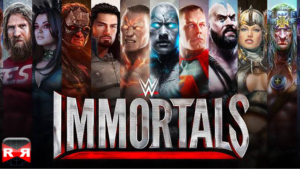 Image result for WWE Immortals