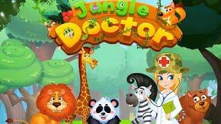 Доктор для Животных Лечим Животных Из Джунглей / Doctor for the Animals we Treat Animals