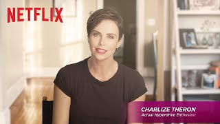 Charlize Theron: Is Hyperdrive Right for You? | Netflix