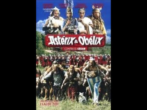 Asterix and Obelix vs Ceasar music theme - variations - Polish Organ