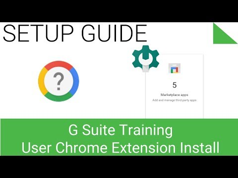 G Suite Training - Admin Setup