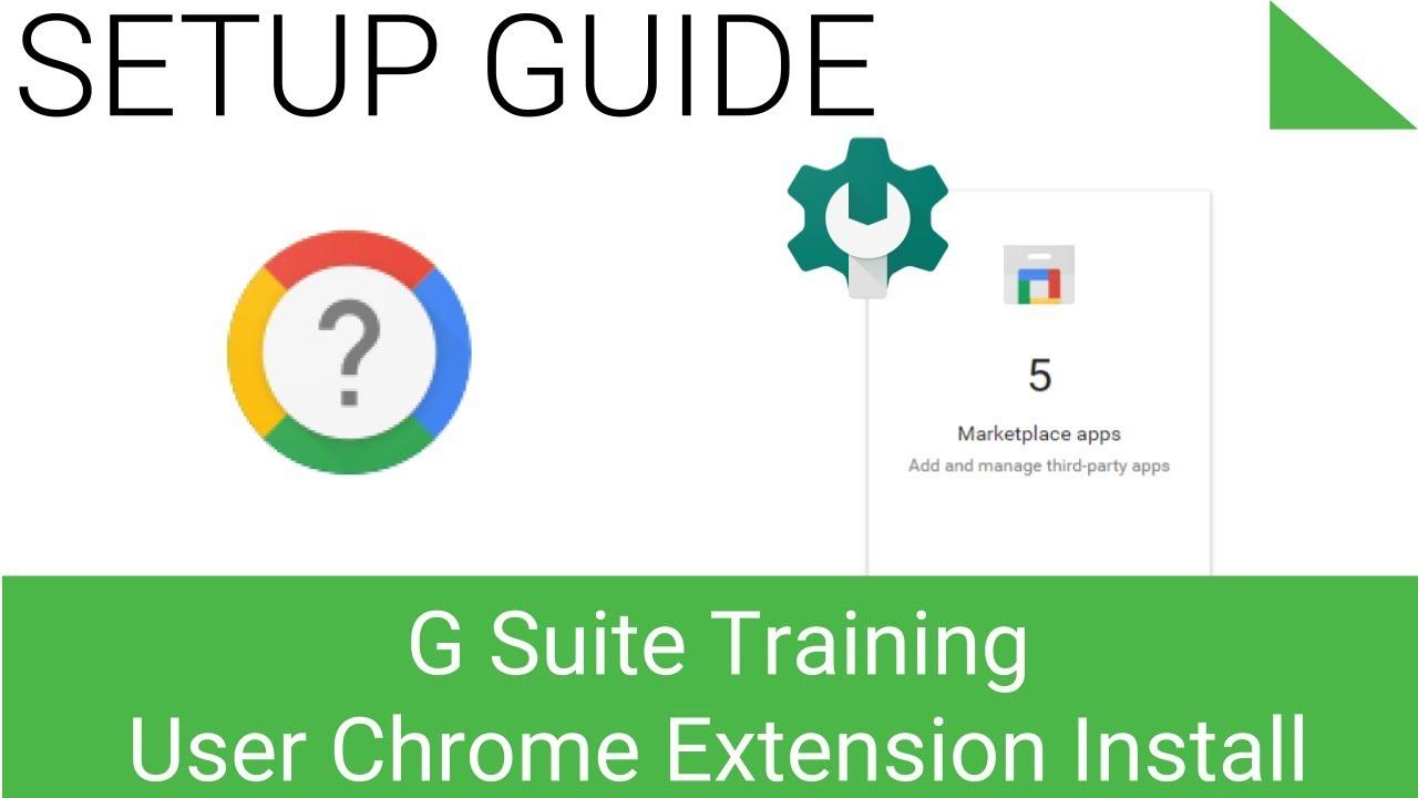 G Suite Info