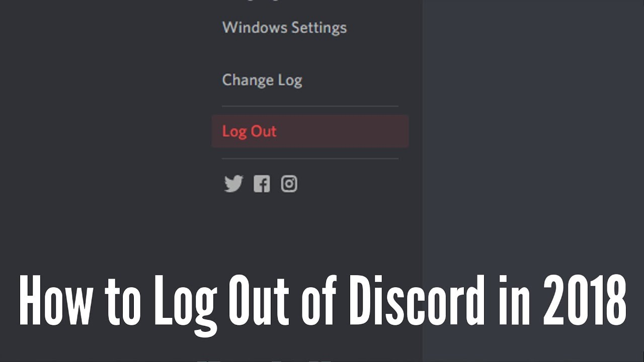 photo How to Log Out of Discord on Android