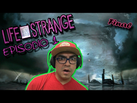 SOY COMO SUPERGIRL! DEBO SALVAR EL MUNDO!!! || LIFE IS STRANGE || #3