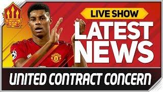 Man Utd Contracts Crisis? Man Utd News