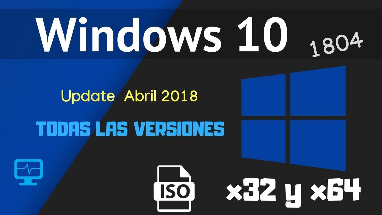 | ISO | Win 10 | Latest Version 1803 | 2018 | AIO | X32 X64 [FREE]