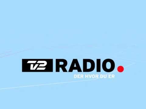 """TV 2 Radio - Grafik - """"Der Hvor Du Er"""""""