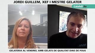 Entrevista al xef Jordi Guillem