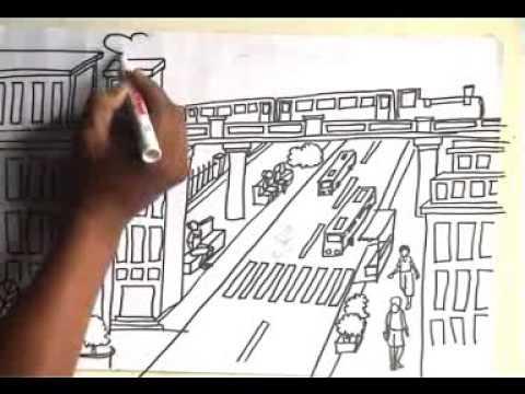 Melukis Kota Title 01 Youtube