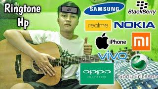 Download KUMPULAN RINGTONE HP IPHONE, SAMSUNG, XIAOMI DLL | Pake gitar akustik 😟