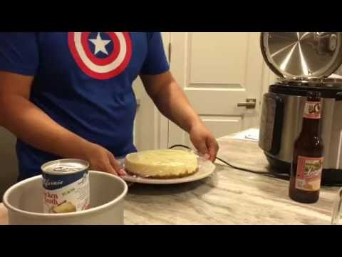 Cuong Can Cook - Lime Cheesecake