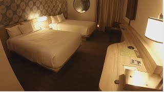 Room 31040 Staycation Date: February 15, 2018 We initially booked t...