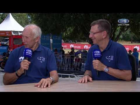 Garmin Race Data | Stage 1 | Santos Tour Down Under