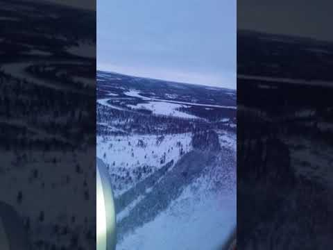 Landing at Ivalo