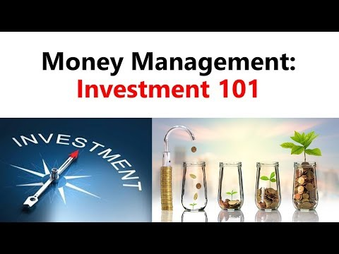 Money Management: Investment 101