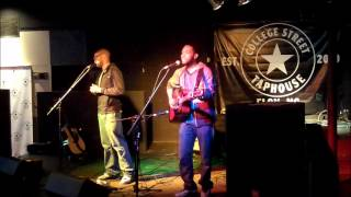"""The DJ Stole My Girl""-Jamison Bethea w/Tyrone Combs at College Street Tap House (Elon, NC) 4-18-12"