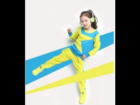Спортивный костюм для девочек своими руками