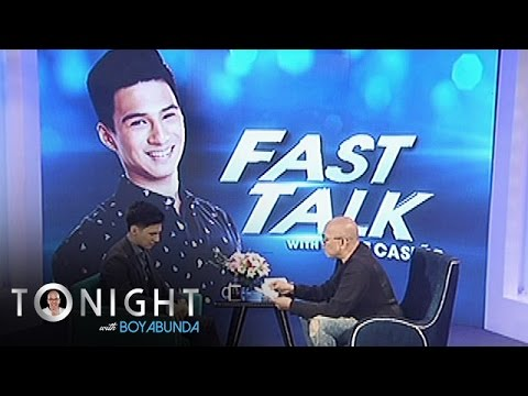 TWBA: Fast talk with Albie Casiño