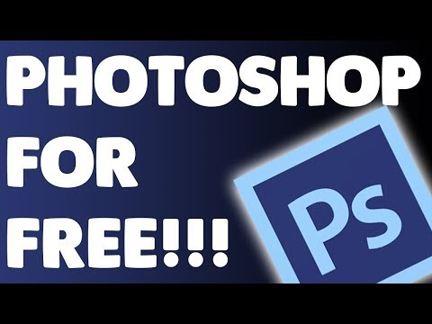 How To Get Photoshop CS6 For FREE Windows 7, 8, 10 And Mac! (WORKING OCTOBER 2018)